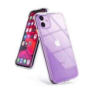 Cover Protect Soft Crystal pour iPhone 11