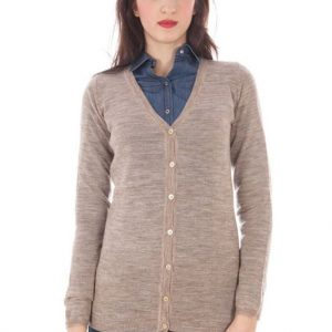 Pull Fred Perry cardigan beige taille M